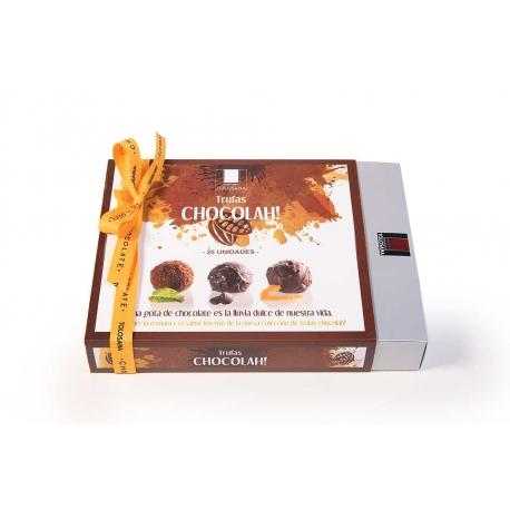 Trufas Chocolah, 25 unidades