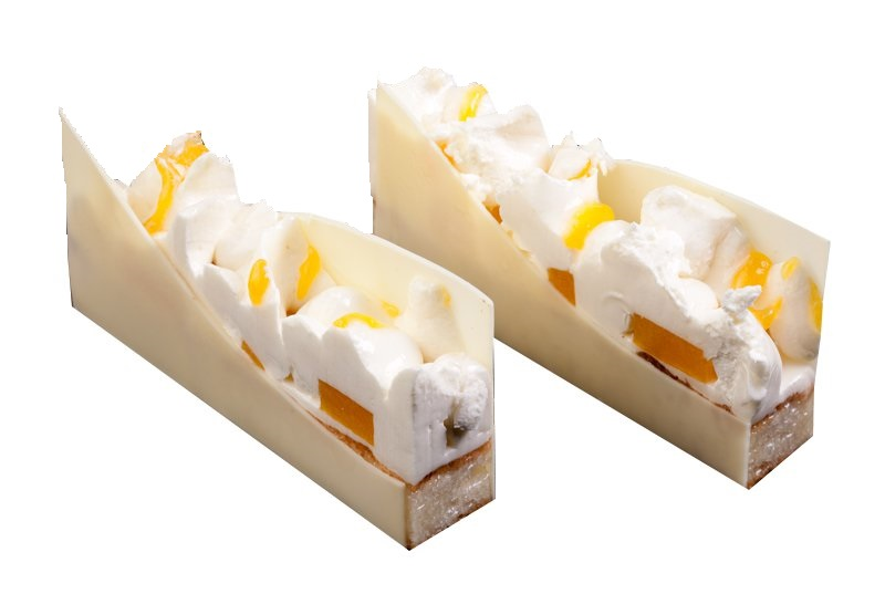 Pastel Onda Cítricos