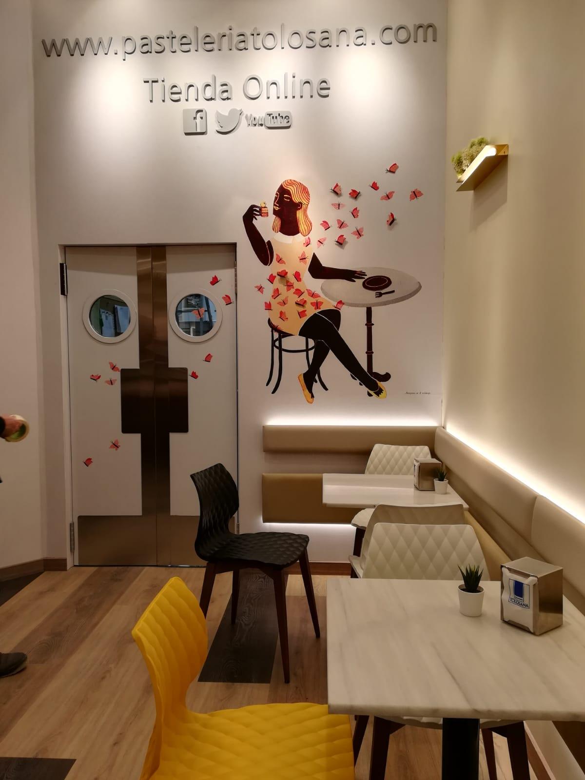 Cafetería en Goya