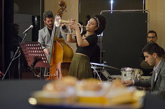 Milena Casado&Ele Trío, II Foro de la Trenza