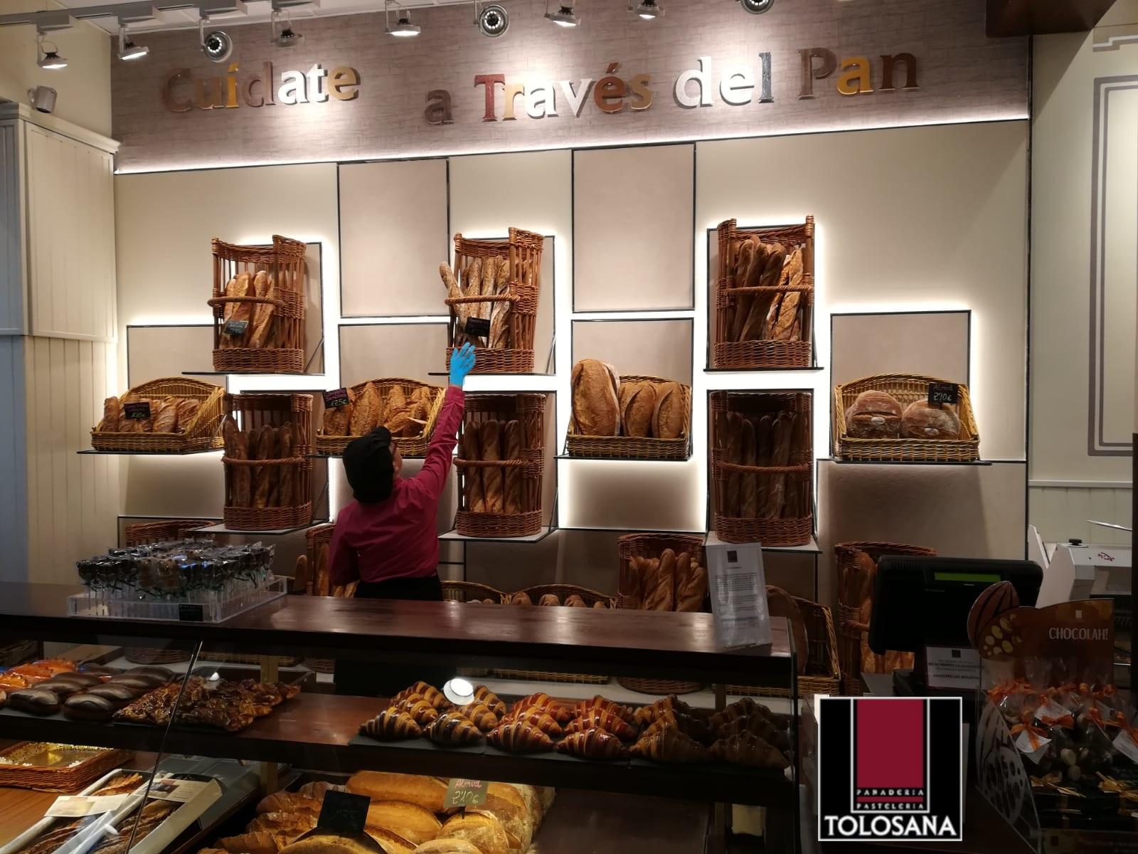 VENTA DE PAN