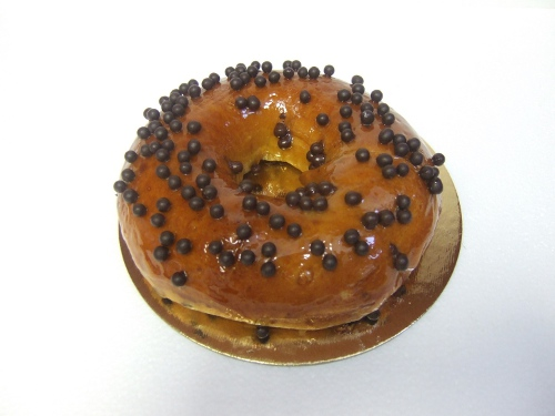 Roscón de Chocolate