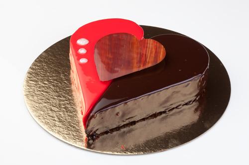 Tarta San Valentín