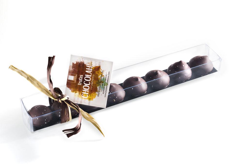 Trufas Chocolah
